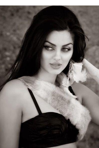 Beautiful Iranian Girl Mahlagha Jaberi  Mahlagha Jaberi -5823