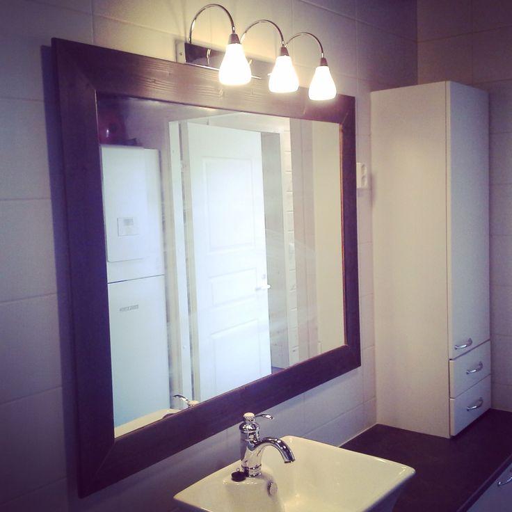 Mirror, no lack of size.
