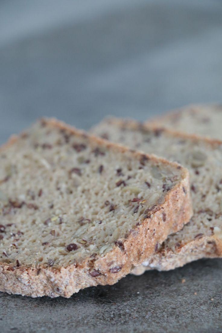 Fröbröd utan mjöl – Fikastunder