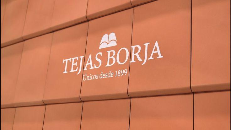 Tejas Borja en #Cevisama17