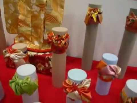 Japanese Kimono Obi Styles