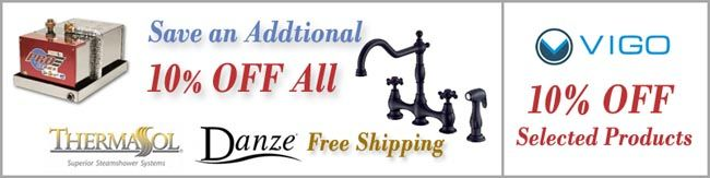 Buyplumbing.net discount online plumbing supply for kitchen and bath faucets, tubs, toilets, sinks, garbage disposals, and plumbing accessories.    Featuring name brands including: Toto, Danze, Moen, InSinkerator, American Standard, Grohe, Aquatic and more.    We will match any advertised price!