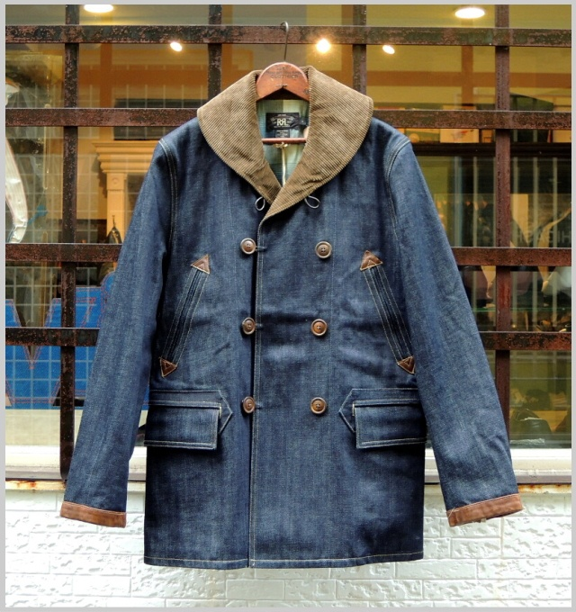 RRL P-coat