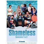 Shameless: Seasons 1 & 2 - Original UK Series (DVD, 2013, 4-Disc Set)