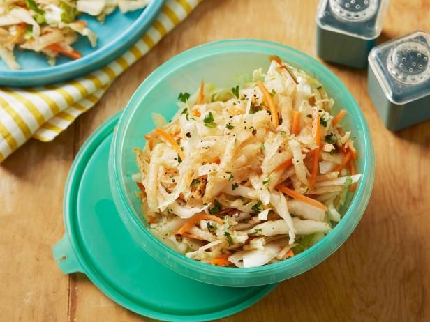 Get Bobby Flay's Jicama Slaw Recipe from Cooking Channel