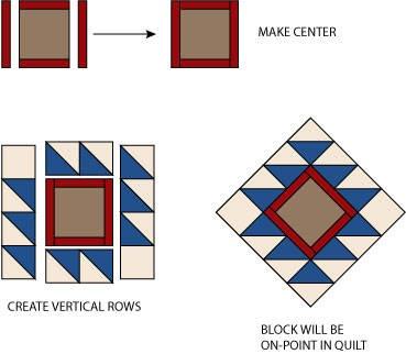Rocky Mountain Puzzle block