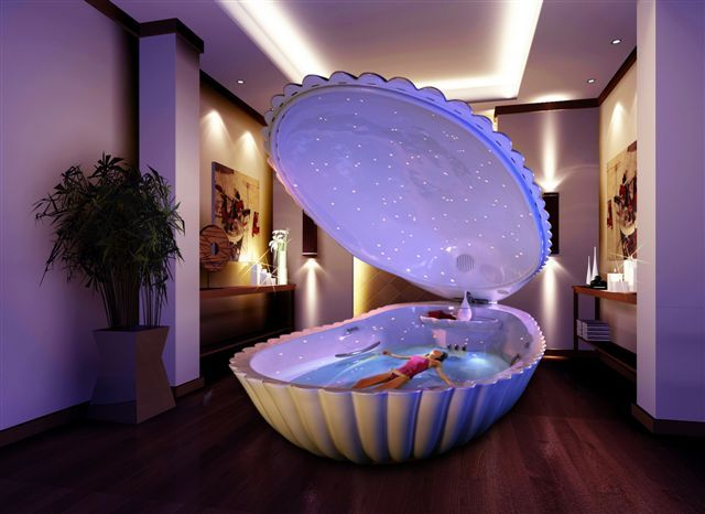 Shell Float Tank - Isolation tanks better than an elixir of youth; a rejuvenation therapy.