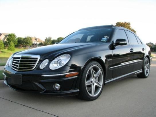 2008 Mercedes-Benz E63 AMG Sedan - Price US$34.999,00  carros usados en venta en http://carros.pa