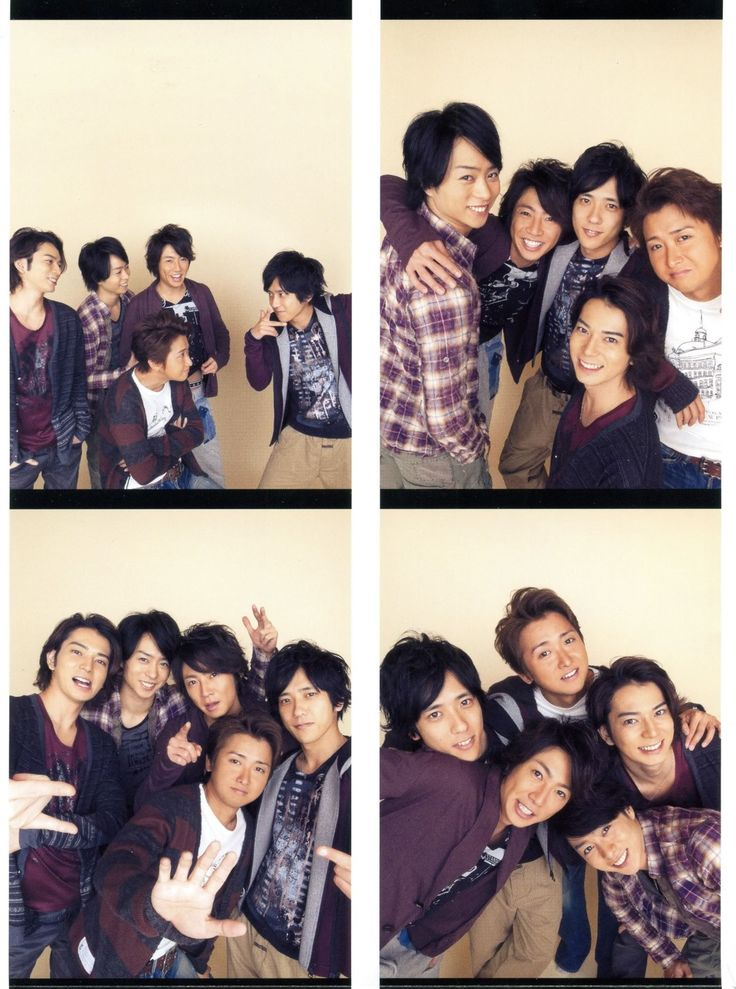 Arashi♥