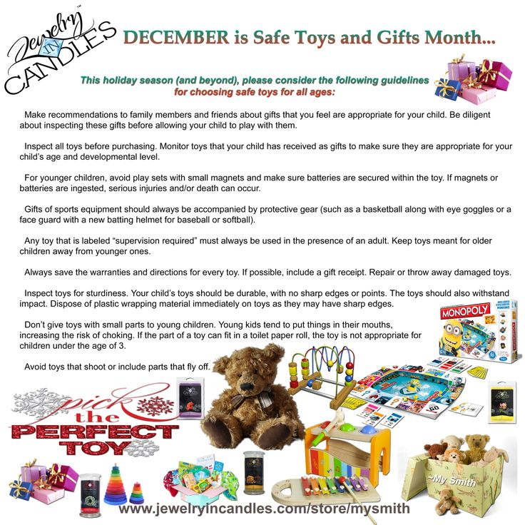 8 best images about Dec. Toy safety month on Pinterest ...