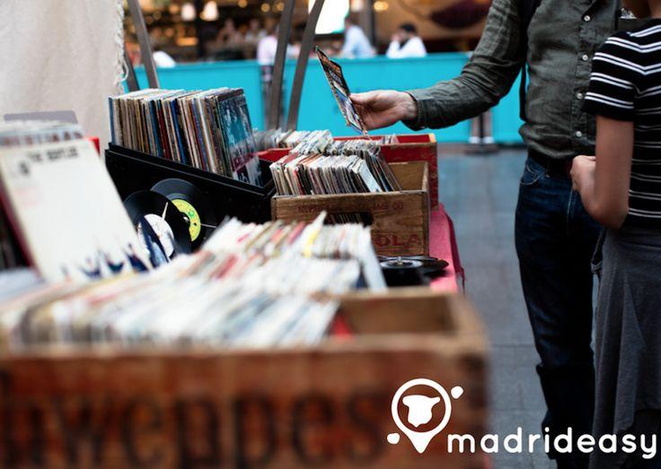 #Madrideasy #elrastro #fleamarket