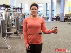 Strengthen Your Rotator Cuff: An injury-preventing warm-up. In this Fit Life episode, Nicole shares the rotator cuff exercises that helped her increase shoulder strength after an injury. Check it out!