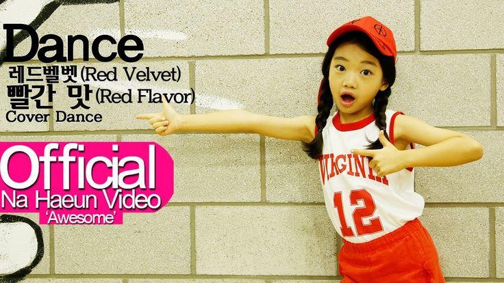 Na Haeun (나하은) - Red Velvet (레드벨벳) - Red Flavor (빨간 맛) DANCE COVER