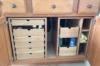 Bathroom Cabinet Storage Drawers