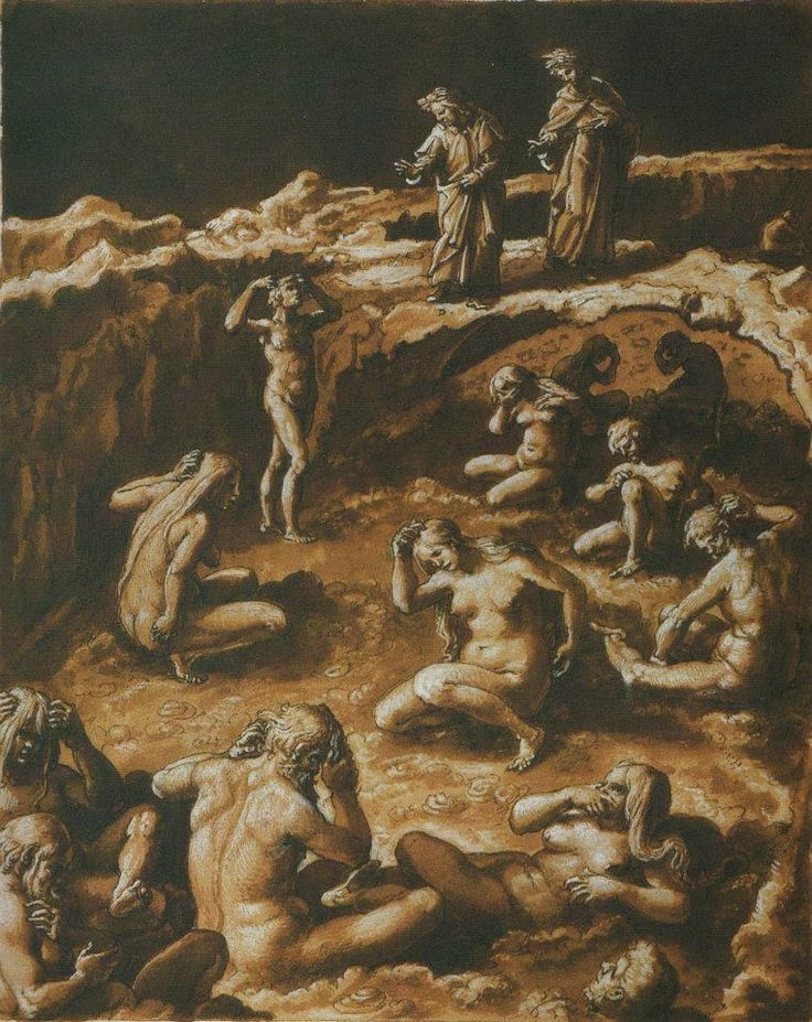 canto xx of dantes inferno essay Longfellow translation inferno: canto xx of a new pain behoves me to make verses and give material to the twentieth canto of the first song, which is of the submerged.