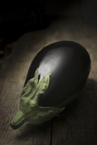 [BLACK FRIDAY] Le Noir à Rungis : l'Aubergine - Black food