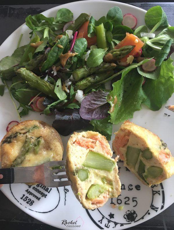 Petits Flans Legers Asperges Saumon Rachel Cuisine Rachel Cuisine Saumon Recettes De Cuisine
