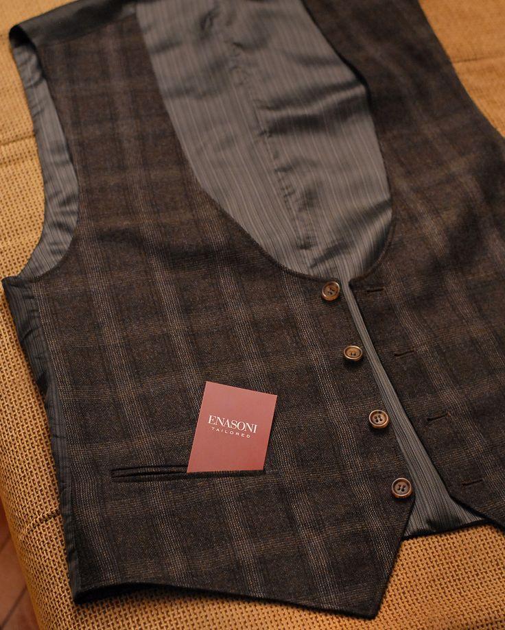 Custom-Made waistcoat made for Mr. Cosmin C. in Bucharest