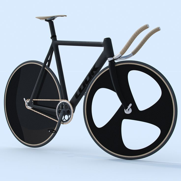 Custom 3d Look Bike
