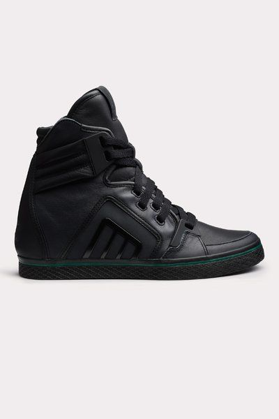 Lace-Up BMX Cycling Wedge Sneakers from adidas Originals x Opening Ceremony