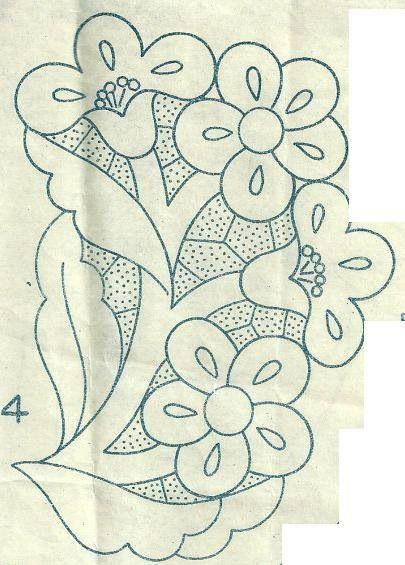 Gallery.ru / Фото #70 - disegni ricamo - antonellag