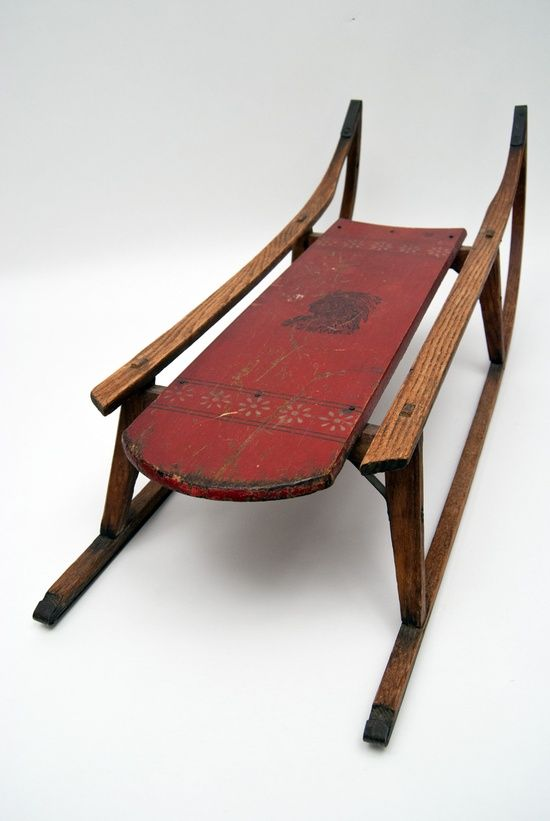 Antique sleds | Primitive country / 19th Century American Antique Country Primitive ...