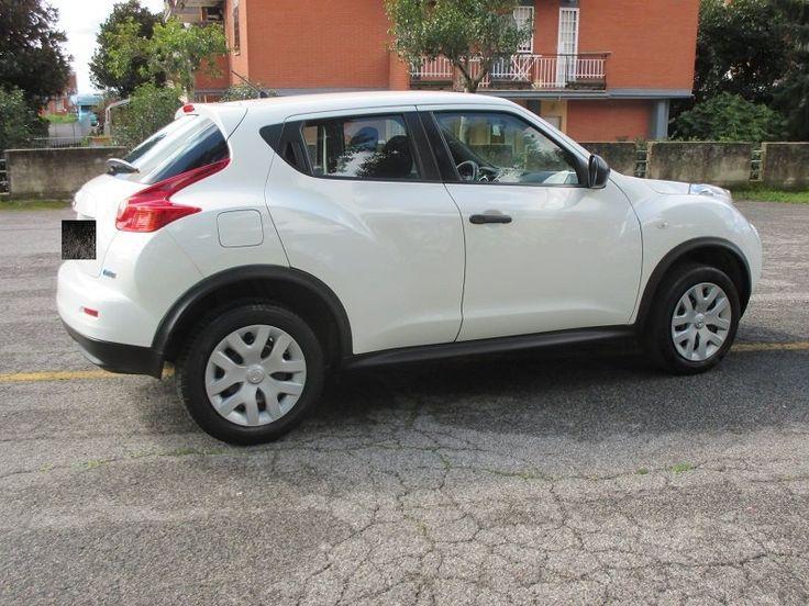 """Nissan Juke 1.5 dCi Visia """"""""PERFETTA"""""""" ...Offerta finanziamento euro 9.990,00... 99.000 km-10/2012- 81 kW (110 CV)- Diesel  Nissan Juke VISIA ..In Perfette Condizioni... Tagliandi certificati... Garanzia 12 mesi... Offerta valida esclusivamente con apertura finanziamento: ESEMPIO -500 acconto -9500 finanziamento Primaria banca ... 60-72 mesi .....  trattative in sede"""