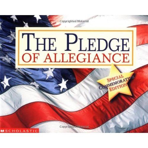 pledge of allegiance book/craft for kids