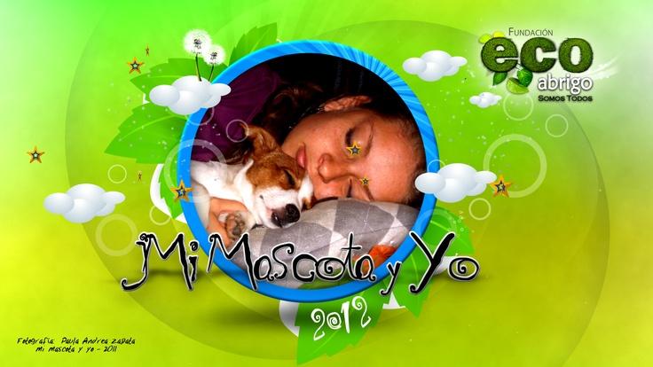 Mi Mascota y Yo.  Estamos Casi listos para el lanzamiento.  Registrate en Ecoabrigo  cuéntanos lo feliz que te hace tu animal de compañía.  www.ecoabrigo.com.co
