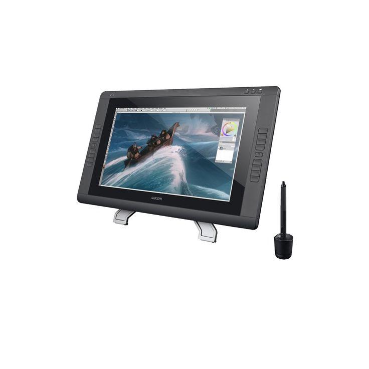 Cintiq 22HD  Werk direct op het beeldscherm. De Cintiq 22HD levert een natuurlijke creatieve ervaring op een standaard 215-inch display. De extra productiviteitsfuncties zoals ExpressKeys en Touch Strips versnellen creatieve werkprocessen en zorgen ervoor dat u geconcentreerd kunt blijven werken. De combinatie van een 215-inch HD LCD-display met de uiterst geavanceerde pentechnologie laat fotografen designers en andere creatieve professionals met de geavanceerde drukgevoelige Wacom-pen…