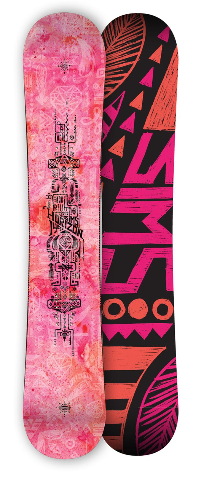 sims womens snow board