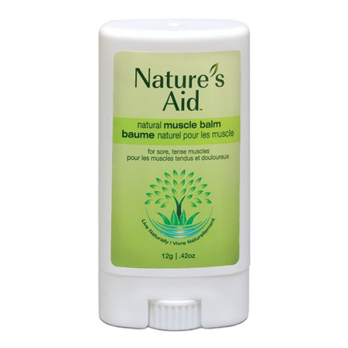 Muscle Balm by Nature's Aid