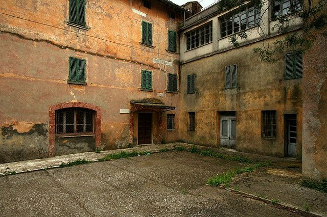 Au revoir, les enfants Convento - Montieri - Sandro Migliorini.
