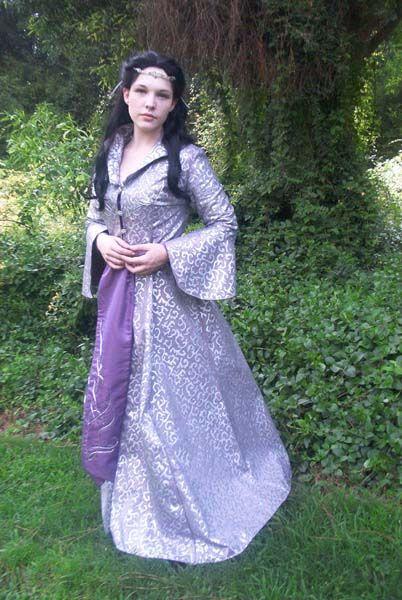 Arwen's Farewell Dress by Ashley