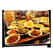 Delicious foods - Anatoli Restaurant, 24 Napier Street, Green Point.