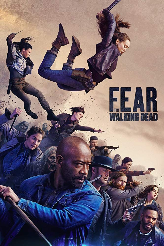 Fear The Walking Dead 2015
