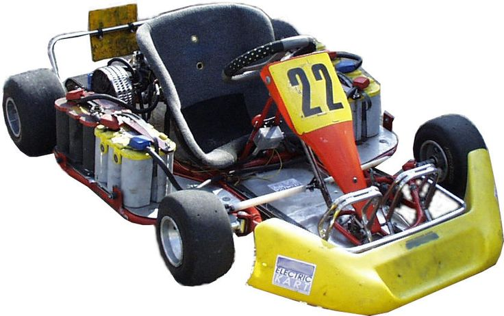17 meilleures images propos de battery electric go karts for Go kart interieur