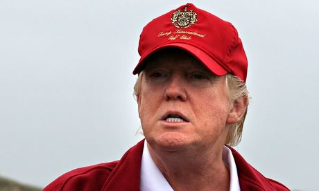 Donald Trump loses a legal battle with Scotland. He just doesn't have any good pictures does he?