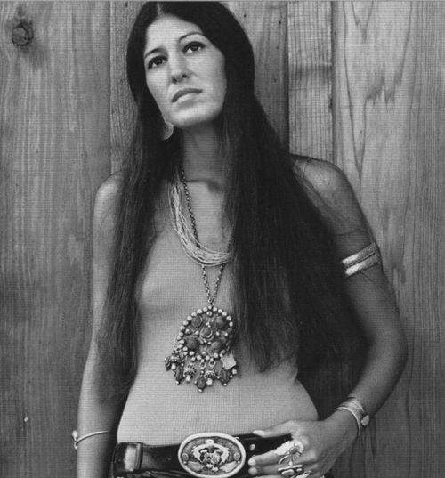 Rita Coolidge -  Cherokee Indianand Scottish ancestry  - Folk singer once married to Kris Kristofferson