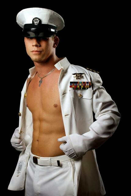 from Maximilian sexy pictures of guys in uniform