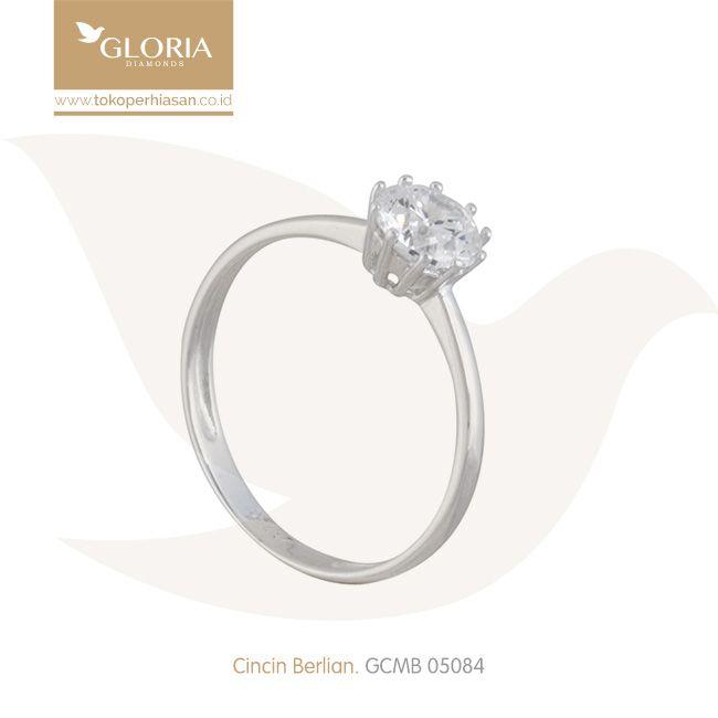 Cincin Solitaire Mata Cubiz Zerconia 10 Gigi. #goldring #goldstuff #gold #goldjewelry #jewelry #engagementring #perhiasanemas #cincinemas #tokoperhiasan #tokoemas