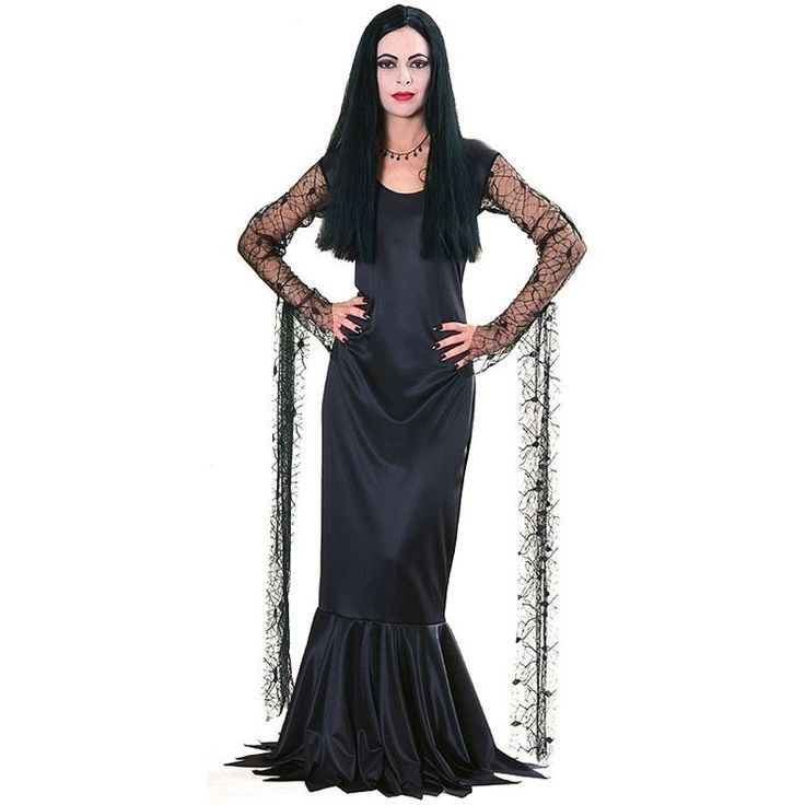 Morticia Addams Family Adult Costume #Rubies