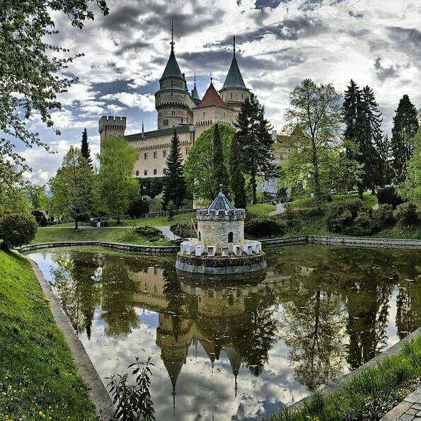 Bojnice Castle , Slovakia