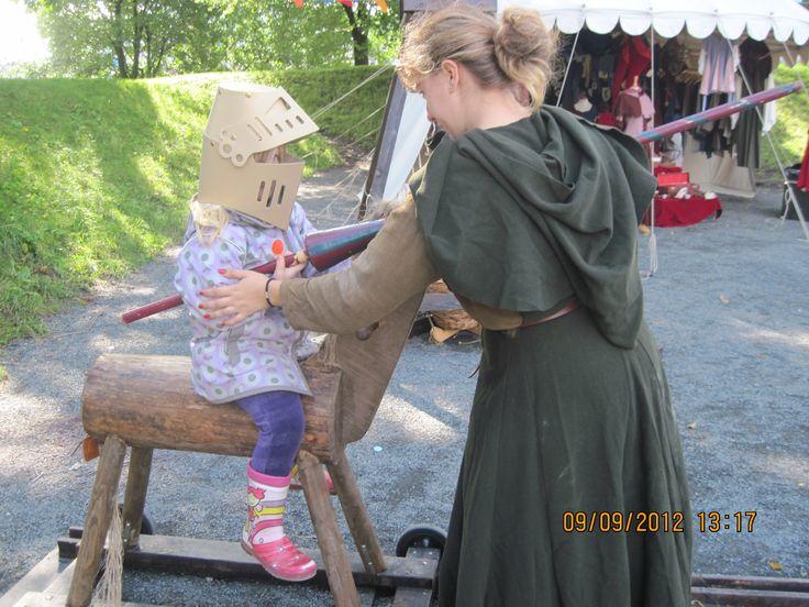 Viking Days at local fortress
