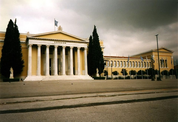 Athens Zappeion Megaron is a jewell in the center of Athens.Major events were held in the past including EU summits of the Greek presidency. The Zappeion Megaron was erected in 1874 – 1888 and was designed by the architect Theophil Hansen. It has hosted the first modern Olympic Games which took place in Athens in 1896.