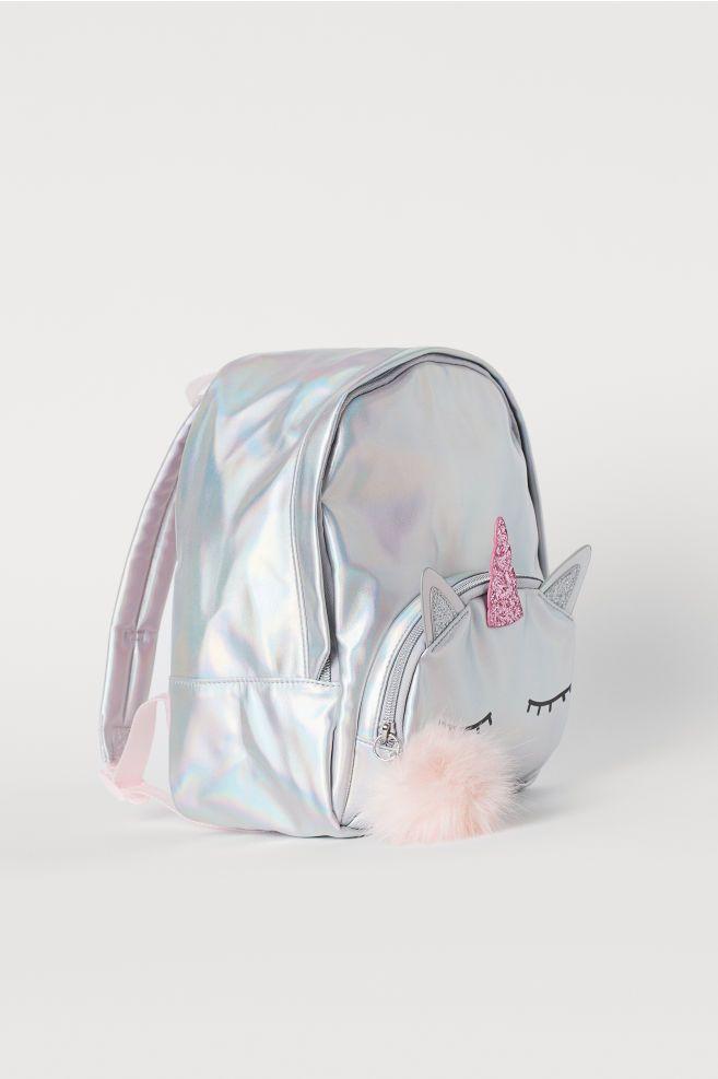 Flamingo Enhörning Ryggsäck