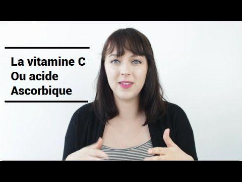 Les produits contenants de la vitamine C