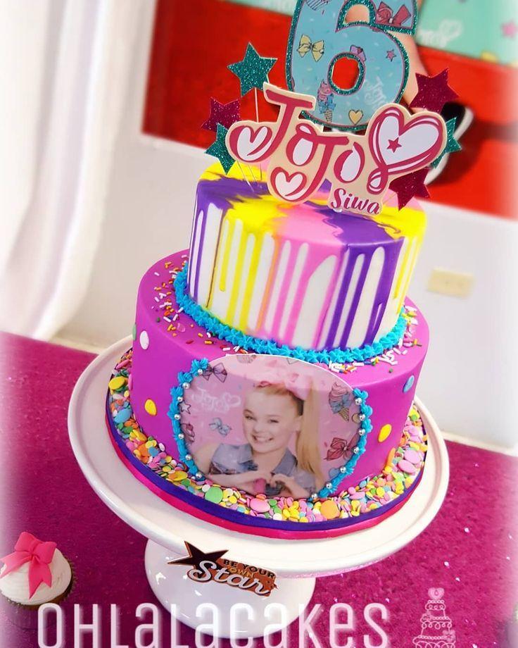 Jojo Siwa Birthday Party Ideas Jojo Siwa Cake With Images