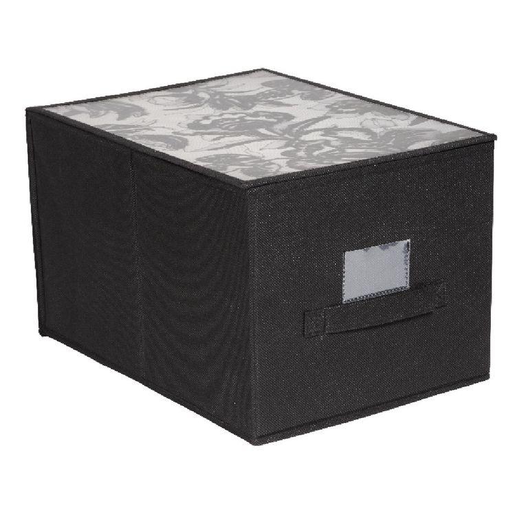 boite rangement gifi bac with boite rangement gifi great bote de rangement dco objet de dco. Black Bedroom Furniture Sets. Home Design Ideas