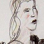 Ad Willemen tekening
